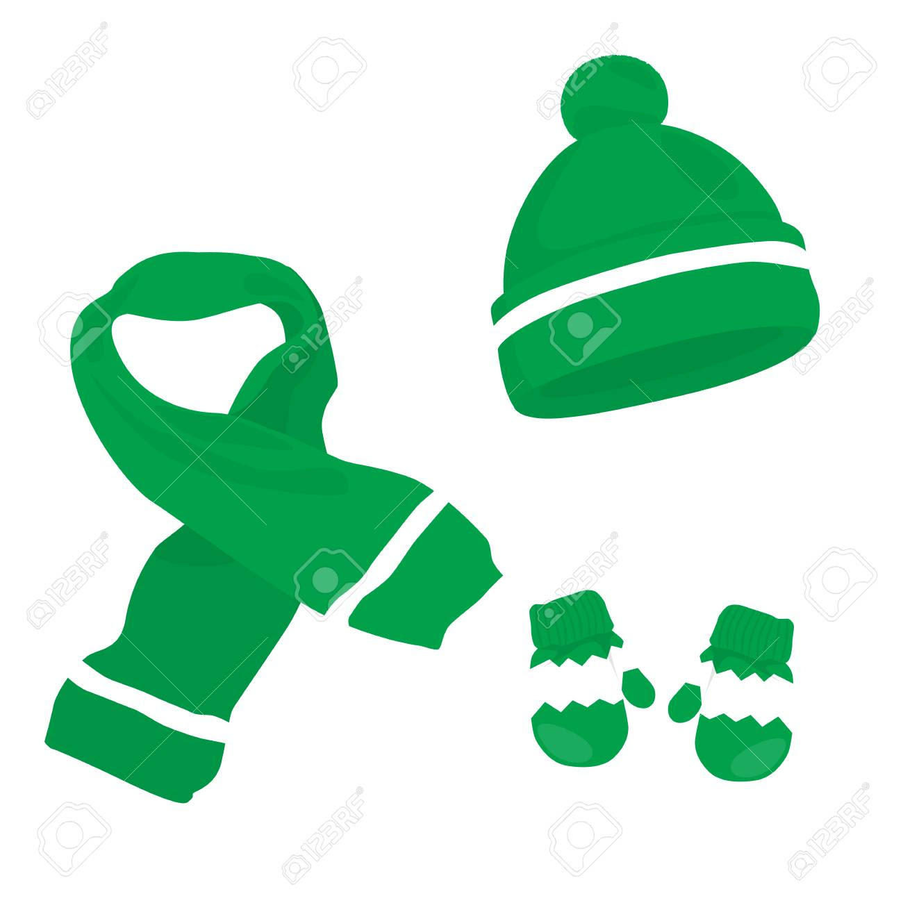 Image result for recycle winter clothing clip art