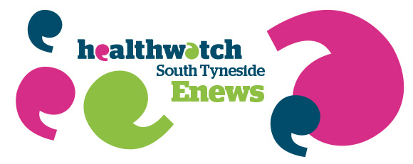 Healthwatch South Tyneside - Logo
