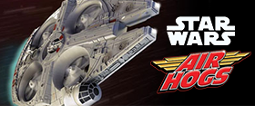 STAR WARS EPISODE VII AIR HOGS