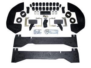 Performance Accessories PLS-710 Ford F-150 5-inch lift kit.