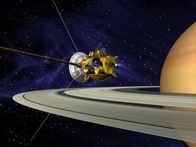 La sonde Cassini terminera sa mission en septembre 2017
