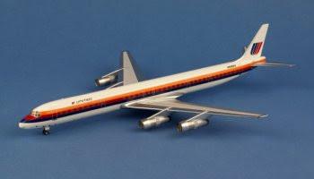 AC219551 | Aero Classics 200 1:200 | DC-8-61 United Airlines N8088U