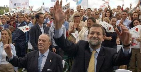 Fraga Rajoy EFE