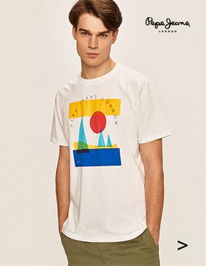 Summer Sale - Pepe Jeans póló
