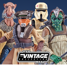 STAR WARS: THE VINTAGE COLLECTION WAVE 19