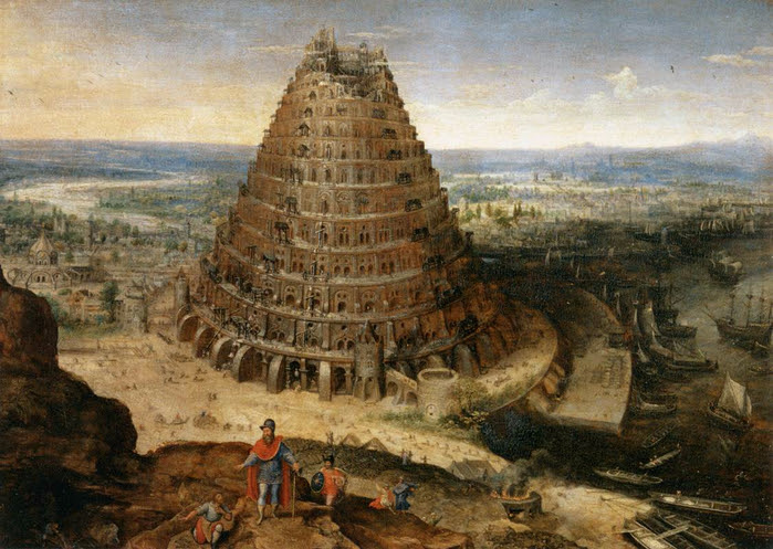 Lucas_van_Valkenborch_-_The_Tower_of_Babel_-_WGA24260 (700x497, 430Kb)