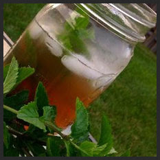 Sweet Tea and Bourbon recipe on capncork.com
