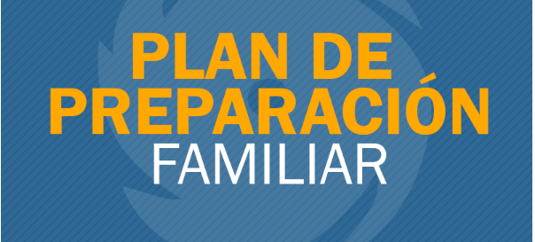 Plan de preparación familiar