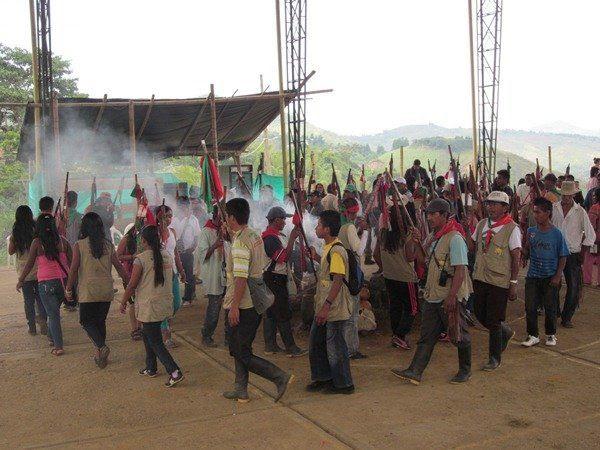 Hostigamiento contra comunidades indígenas en Corinto