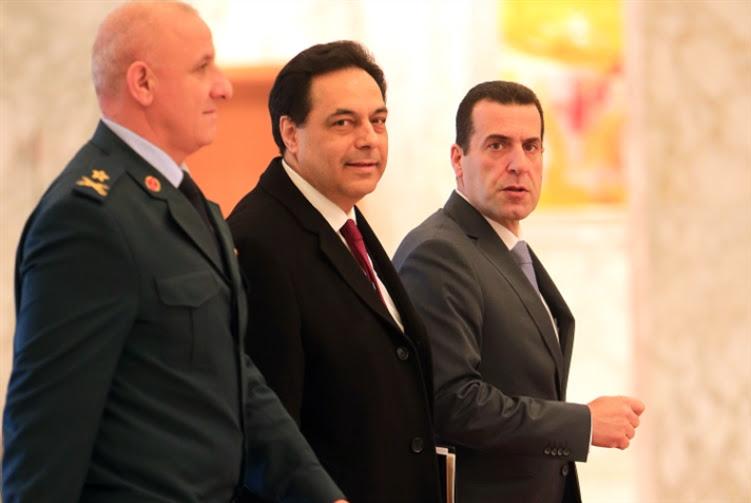 حسان دياب: سأواجه الداخل والخارج