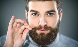 woodsman beard