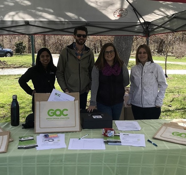 We had a great day at Earth Day Omaha!