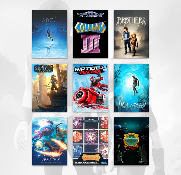 Humble Oceans Day Bundle