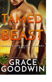 Tamed by the Beast by Grace Goodwin