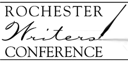 Rochester Writers' Conference Logo - Click to go to website