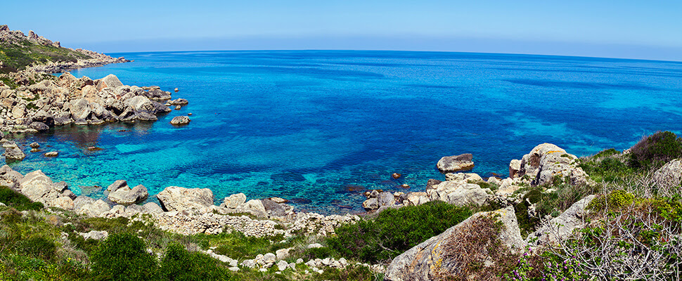 Comino Island & the Blue Lagoon
