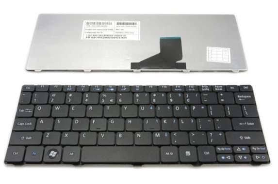 Keyboard Laptop-Netbook ACER AO 532 D255 D260 D257 D522 & Happy White ORIGINAL