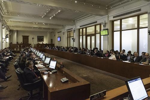 Asamblea General Extraordinaria de la OEA aprueba presupuesto para el año 2019