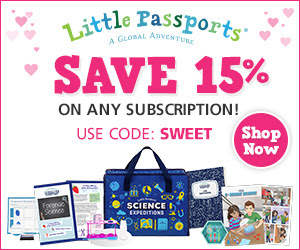 Little Passports Sale Ends Tom...
