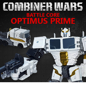 COMBINER WARS BATTLE CORE OPTIMUS PRIME