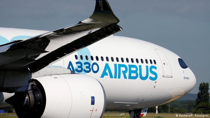 Aeronave A330neo, da Airbus
