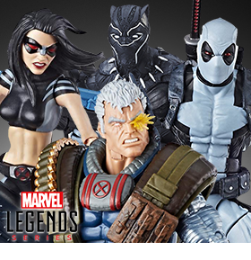 MARVEL LEGENDS RESTOCKS