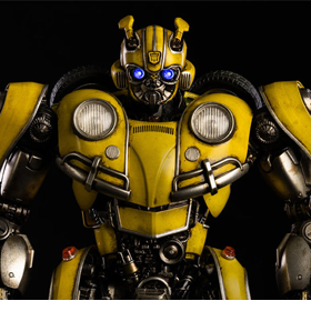 Bumblebee DLX Scale Collectible Series Bumblebee