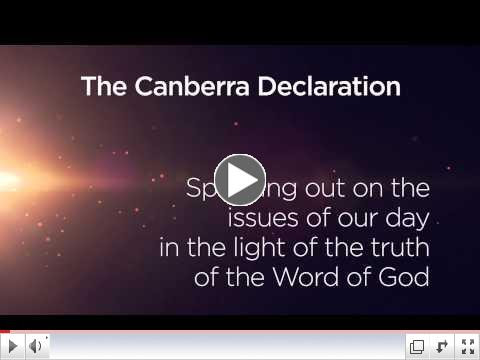 Canberra Declaration - February 2015 Update