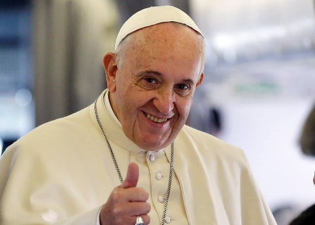 "Pope Francis Warns Against ""Invasion"" Of… Warning, You'll Have Bad Thoughts After This…"