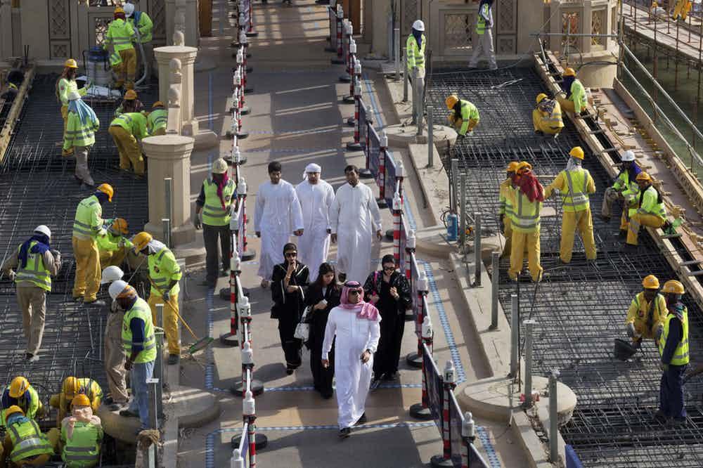Dubai cũng không phải là một nơi mà bạn có thể tự do trong ngôn luận