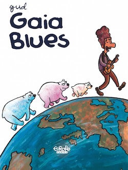 Gaia Blues Europe Comics