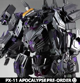 PX-11 Apocalypse Part A & B