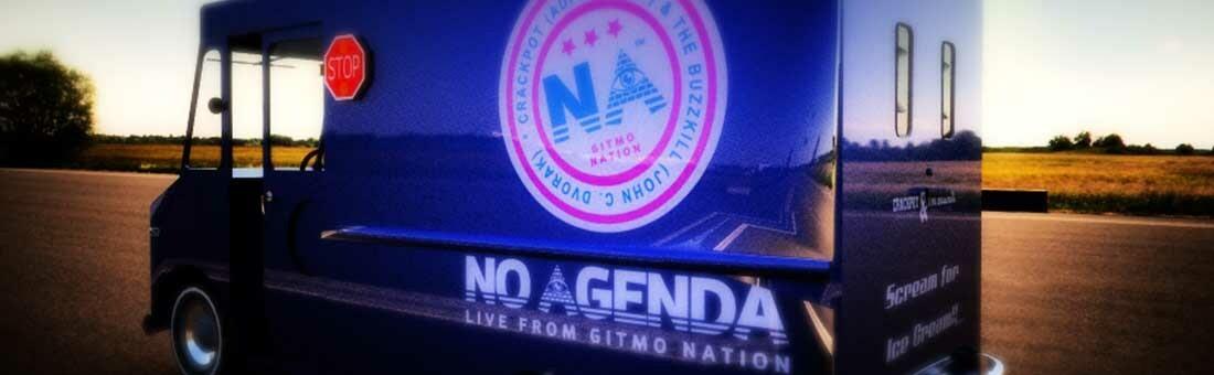 No Agenda Ice Cream