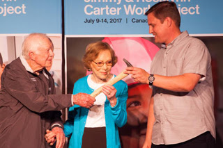 Habitat for Humanity's 2018 Jimmy & Rosalynn Carter Work Project heading to Mishawaka and South Bend, Indiana