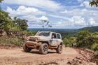 O evento privilegiou as mais lindas paisagens do vales verdes matogrossenses (Chico Ferreira)