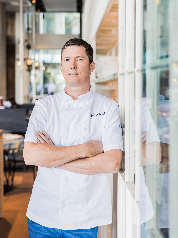 Hamish Ingham, Chef