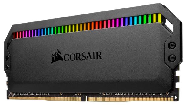 CORSAIR Launches DOMINATOR PLATINUM RGB DDR4 Memory Corsair, ddr4, led, rgb 3