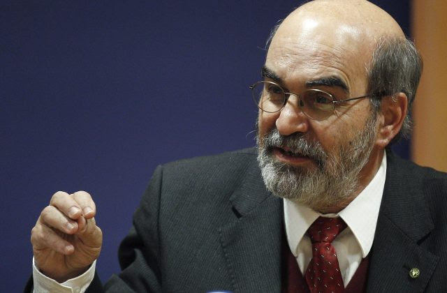 El director general de la FAO, José Graziano da Silva. EFE/Ballesteros