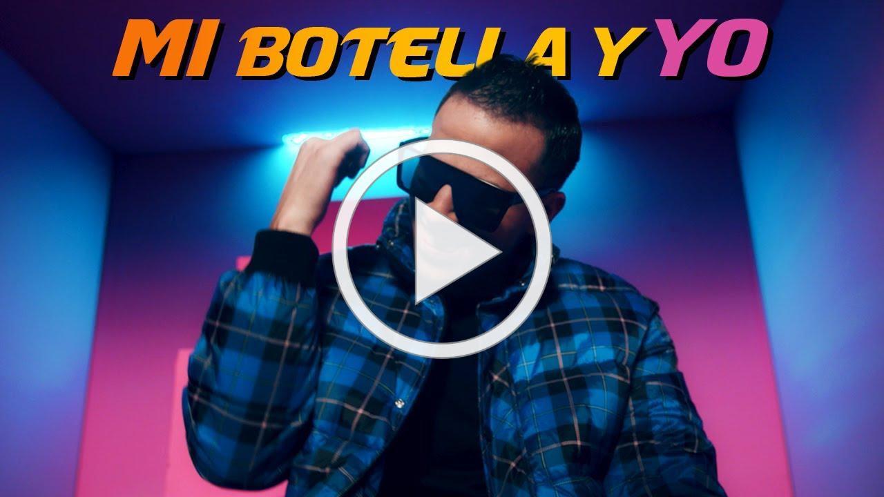 Ale Mendoza - MI BOTELLA Y YO [Official Music Video]