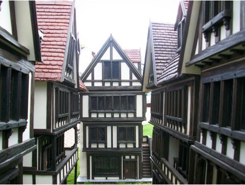 Tudor Houses from Kevin Jackson