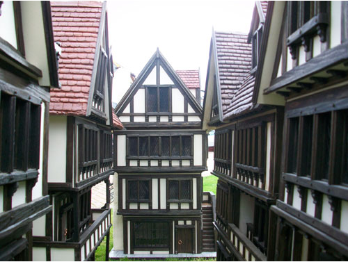 Tudor Houses from Kevin Jackson