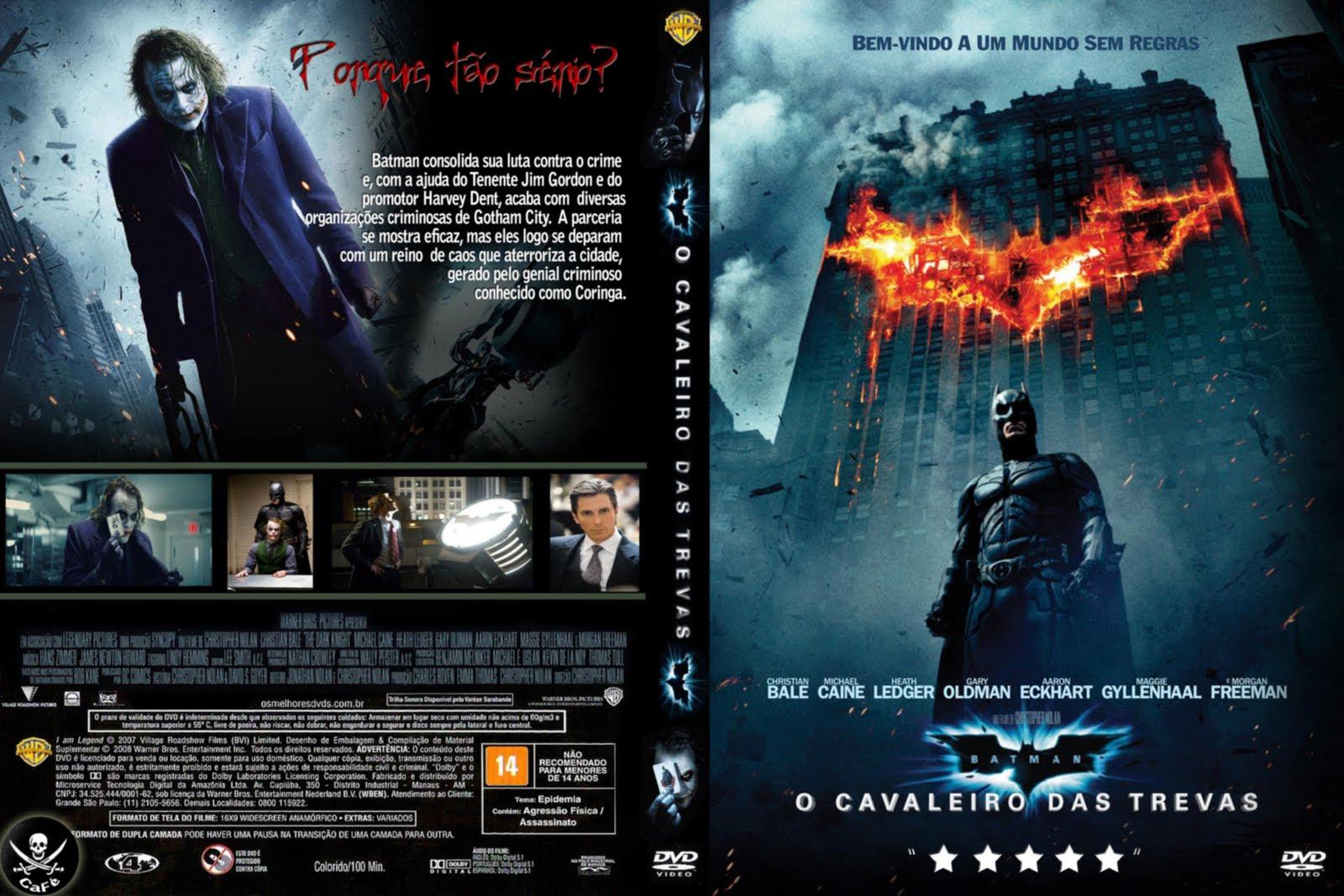 DkmaunG Trilogia Batman O Cavaleiro Das Trevas Torrent   BluRay Rip 1080p Dublado (2005 2012)