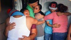 NICARAGUA-CRISIS-PRISONERS-RELEASE
