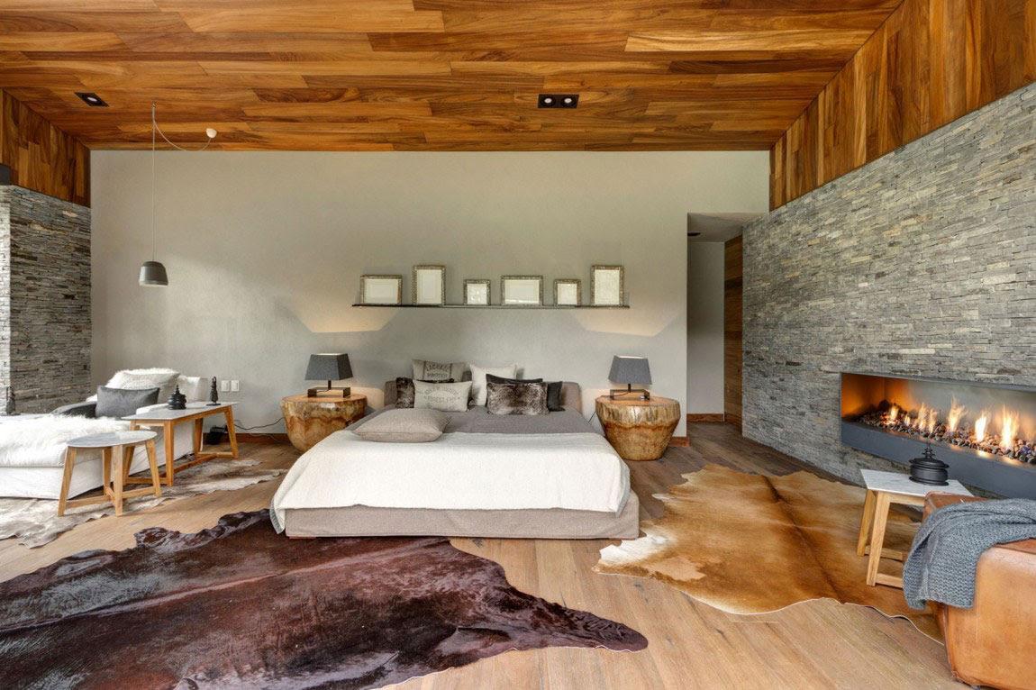 Όμορφη Casa ΜΜ με ένα σύγχρονο σχέδιο που δημιουργείται από τον Ηλία Ρίζο Arquitectos (16)