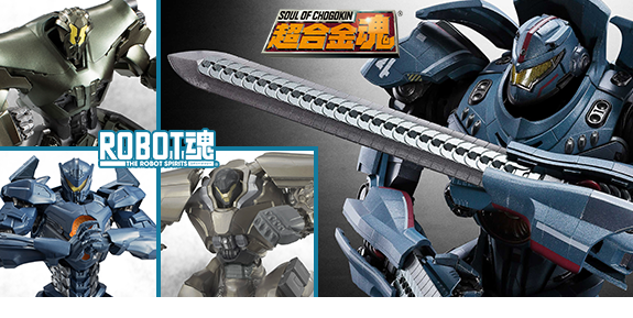 PACIFIC RIM UPRISING FIGURES AND KITS