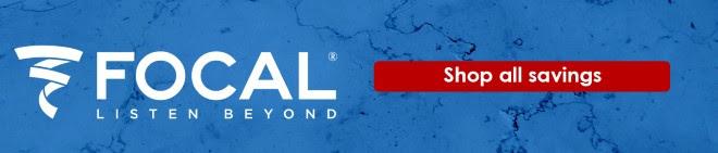 Focal: Shop all Savings