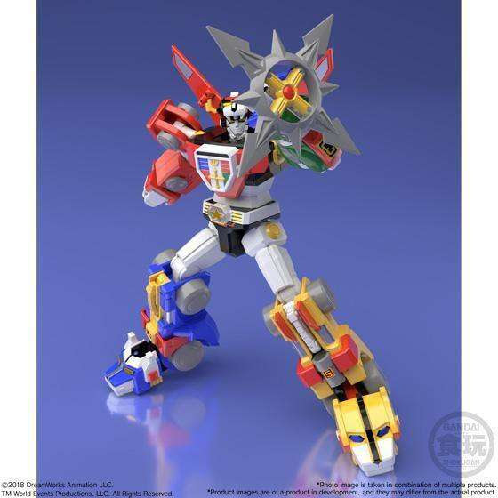 Image of Voltron: Defender of the Universe Super Mini-Pla Voltron