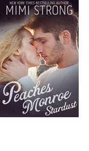 Peaches Monroe: Stardust by Mimi Strong