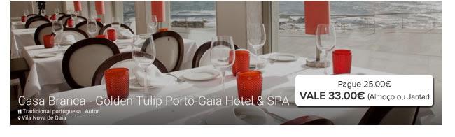 Casa Branca - Golden Tulip Porto-Gaia Hotel & SPA