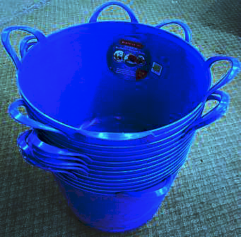 buckets of buckets